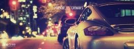 Porsche Cayman S Cover