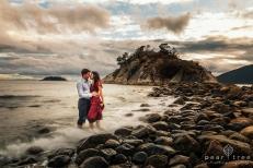 Best Whytecliff Park Engagement Photos