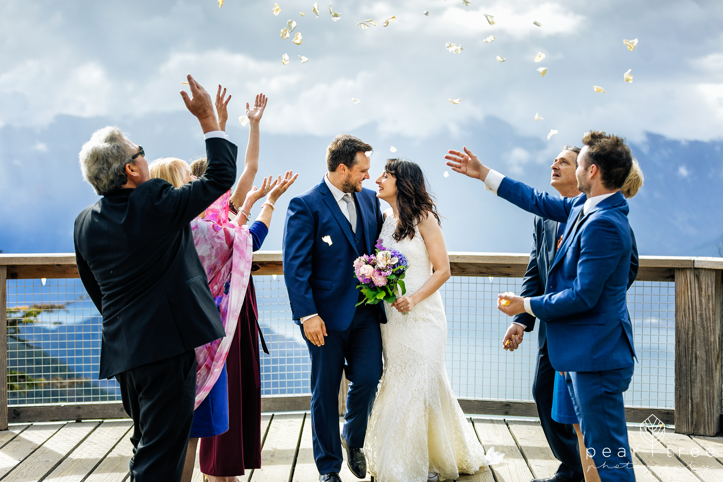 Sea to Sky Gondola Wedding Photography