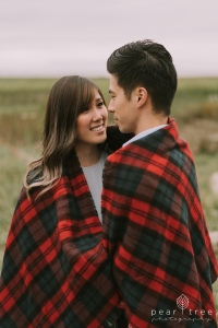 Iona Beach Engagement
