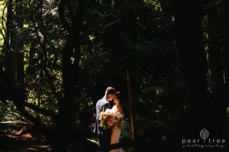 UBC Botanical Garden Wedding Highlights-11