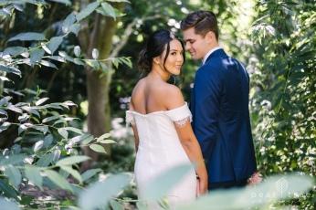 UBC Botanical Garden Wedding Highlights-12