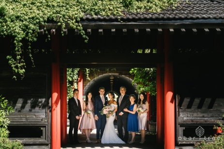 UBC Botanical Garden Wedding Highlights-14