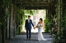 UBC Botanical Garden Wedding Highlights-17