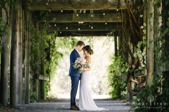 UBC Botanical Garden Wedding Highlights-22