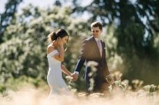 UBC Botanical Garden Wedding Highlights-23
