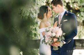 UBC Botanical Garden Wedding Highlights-25