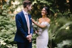 UBC Botanical Garden Wedding Highlights-4