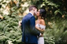 UBC Botanical Garden Wedding Highlights-5