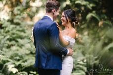 UBC Botanical Garden Wedding Highlights-6