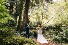 UBC Botanical Garden Wedding Highlights-7