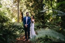 UBC Botanical Garden Wedding Highlights-9